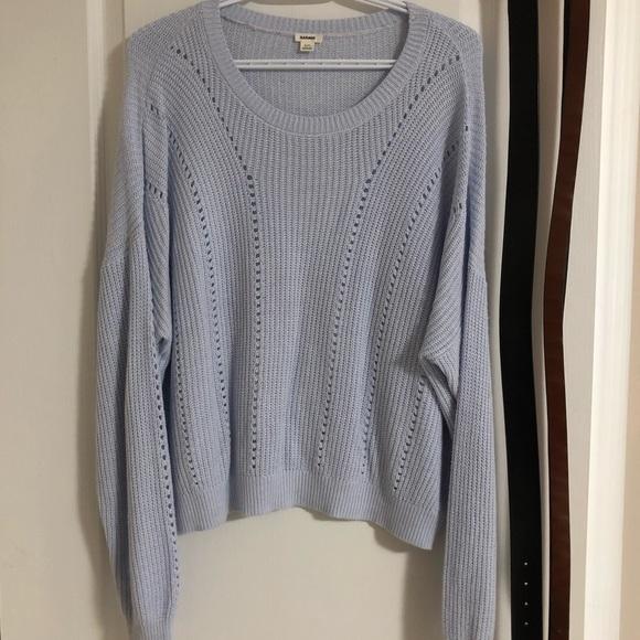 Garage slouchy sweater